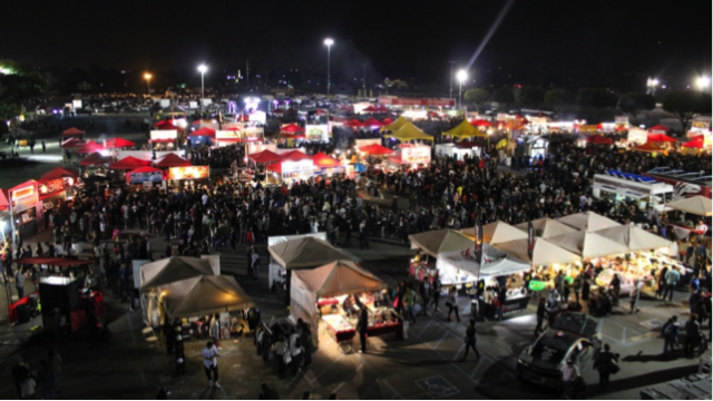 Enjoy Balmy Summer Nights of Food, Music and Entertainment at OC Night Market